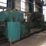 ROMANIA IUG SNG2500X10000 Heavy Duty Lathe