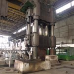 Russia forging Hydraulic 4 pillar forging press 3200T