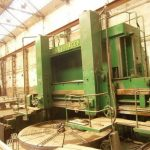 Sant'Eustacchio FACEPLATE DIA 4000MM VERTICAL TURNING LATHE