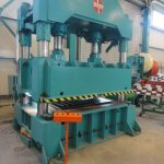 SCHOEN TYP 6400 HYDRAULIC PRESS