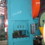 Schuler Eccentric press
