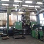 SEDIN 16 CNC Vertical lathe double column