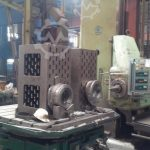 Skoda WD 160 Floor boring machine