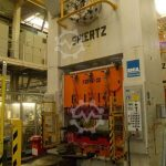 SPIERTZ F2E 25×2 2 GO 2001 Hydraulic Press