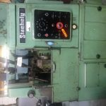 STAEHELY SH180 GEAR HOBBER MACHİNE