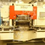 STAEHLI DLM 705 Wheel Flathoning Machine