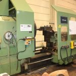 TACCHI FTC 1200 x 8000 Heavy Duty Lathe 2400 mm x 8000 mm
