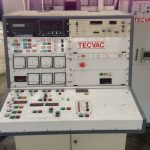 TECVAC TEC5 Covering Machine