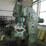 TOS FA 5B V Vertical milling machine