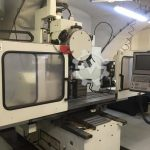 TOS FCR 50 CNC Console milling machine