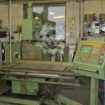 TOS FGS 40 NC Vertical milling machine