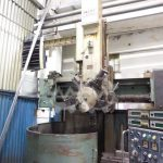 TOS SKJ 8F Vertical Lathe