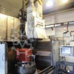TOS SKQ 8 CNC Vertical lathe
