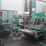 TOS WH 10 NC GO Table Type Boring Machine