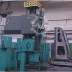 TOS WHN 13 4 C CNC Table Type Boring Machine