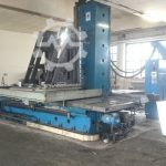 TOS WHN 13 8 A CNC Table boring machine
