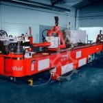TRANSFLUID DB 2060 CNC Mandrel Bending Machine
