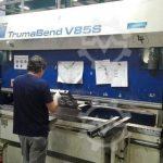 TRUMPF TrumaBend V85S CNC Pressbrakes