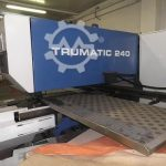 TRUMPF TRUMATIC 240 CNC Turret Punch Press