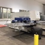 TRUMPF TRUMATIC 500 CNC Turret Punch Press