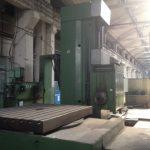 UNION BFK150 Horizontal Boring Mill