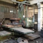 UNION BFT110 5 Table Type Boring and Milling Machine