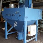 Valco SAX 6 Grinding and welding fume