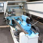 VDF BOEHRINGER DUS 560 x 2000 Lathe cycle control