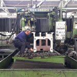 Waldrich Coburg 30 10 S 3030 1500×4000 Slideway Grinding Machine