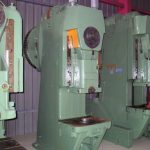 WEINGARTEN Eccentric press