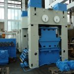 WMW Gotha UBR 20×1600 1 10 sheet leveler machine
