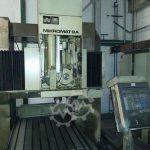 WMW MIKROMAT 9 A CNC Jig Boring machine