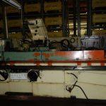 WMW SU 315×2000 rotary grinding machine