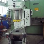 WMW Zeulenroda PYE 25S hydraulic press