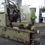 WMW ZFWZ 250 5 II gear hobbing machine