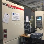 ZPS H50 CONTOUR GO 2016 CNC Machining centre horizontal